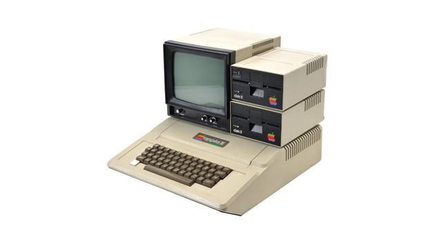 Apple Apple II Europlus 1