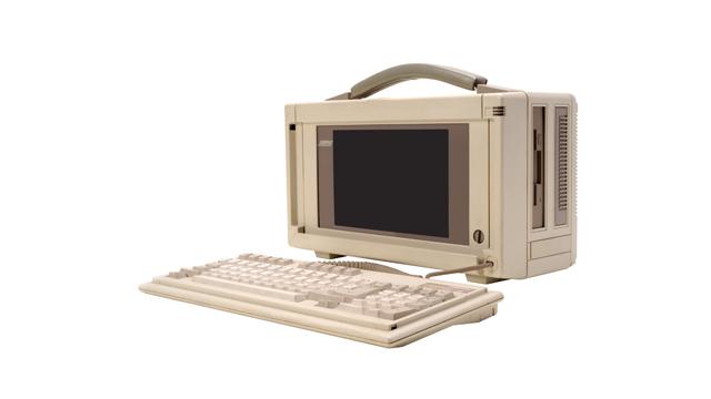 Compaq Portable 2