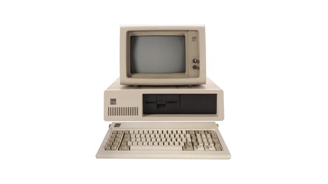 IBM PC 1