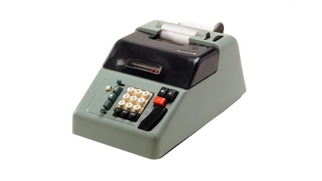 Olivetti Elettrosumma 22 1