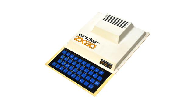 sinclair ZX 80 1